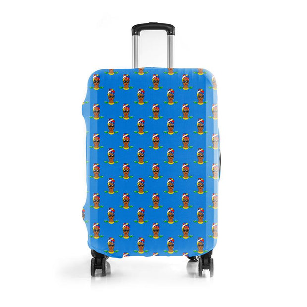 Divine Diva 2-Pack Luggage Cover Set