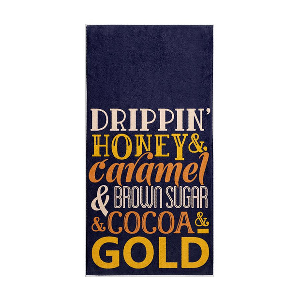 Drippin' Honey Towel
