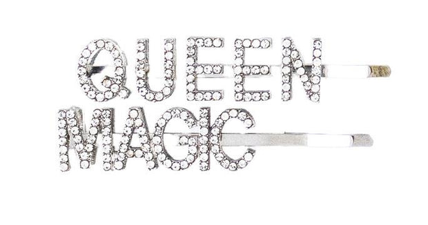 Magic/Queen Glam Hair Pin Set