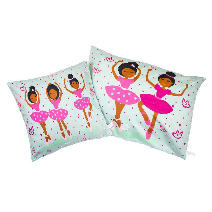 Izzy & Liv - Twirling In Her Dreams Pillowcase + Cover Set