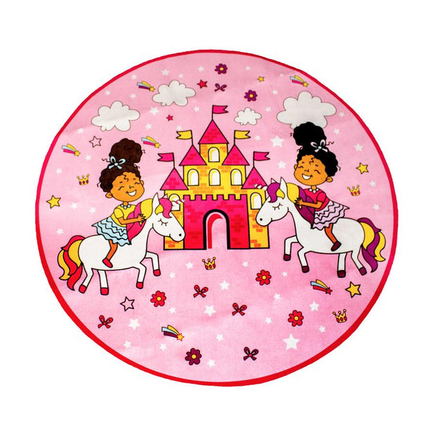 Izzy & Liv Princess Power Rug