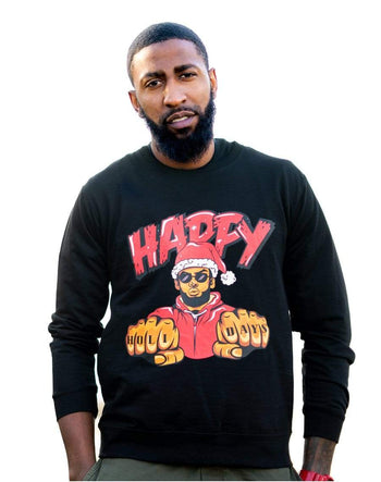 Hip Hop Holidays Lightweight Sweatshirt
