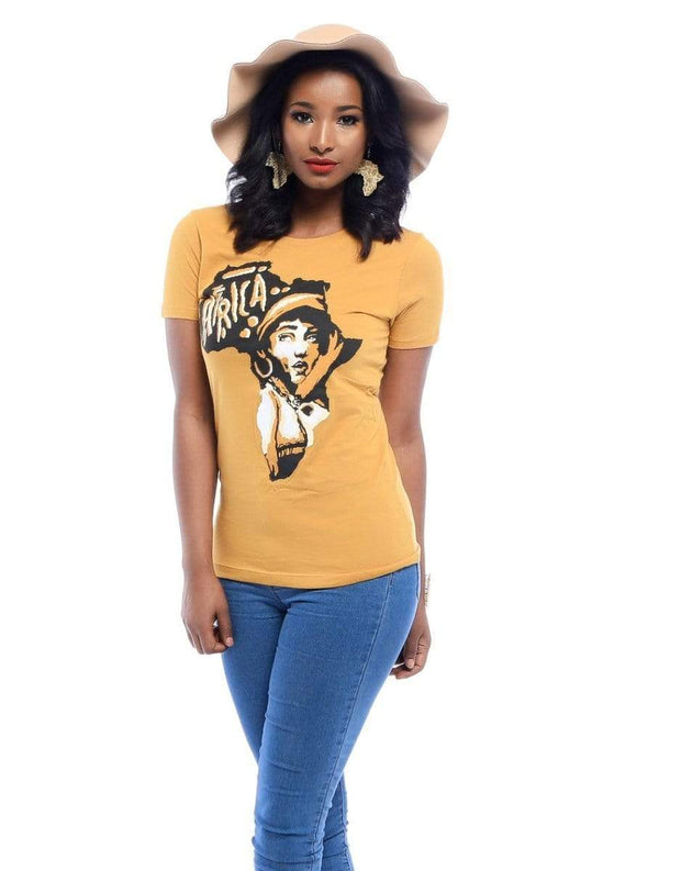 Mother Africa T-Shirt
