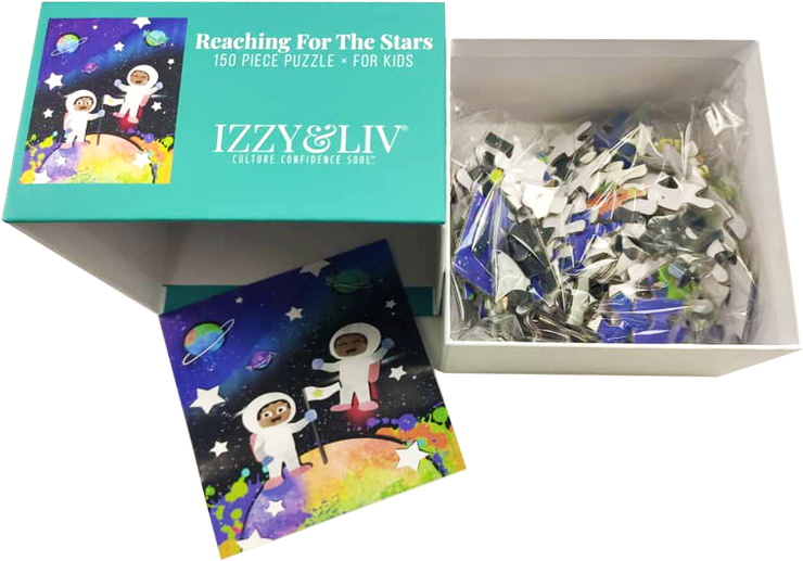 """Reaching For The Stars"" 150 Piece Puzzle"