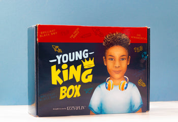 The Young King Box for Little Boys (QUARTERLY - Ages 3-9)
