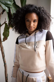 IL Color Block Sweat Suit (Top)