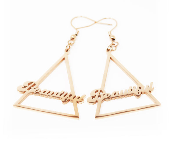 """Beautiful"" Earrings - Izzy & Liv - earrings"