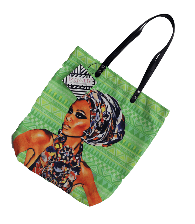 Culture Tote Bag - Izzy & Liv - tote bag