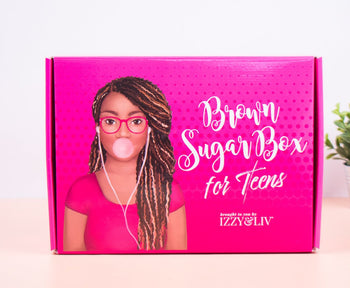 One Time Gift - Teen Girls Edition Brown Sugar Box (One Box Only)