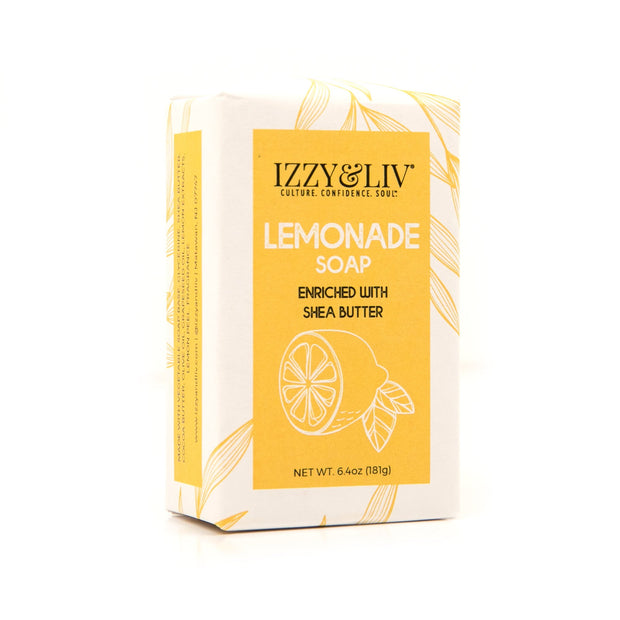 Lemonade Bar Soap