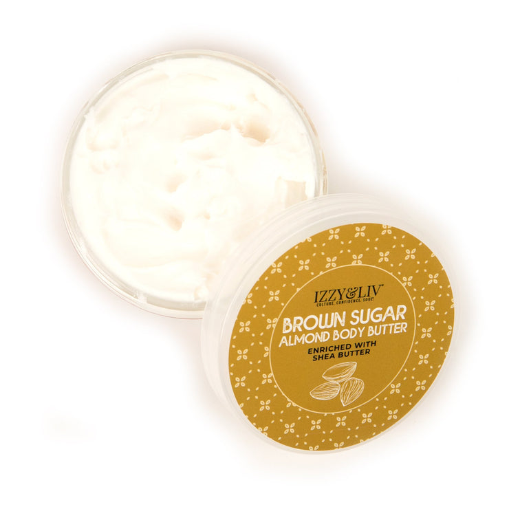 Brown Sugar Almond Body Butter