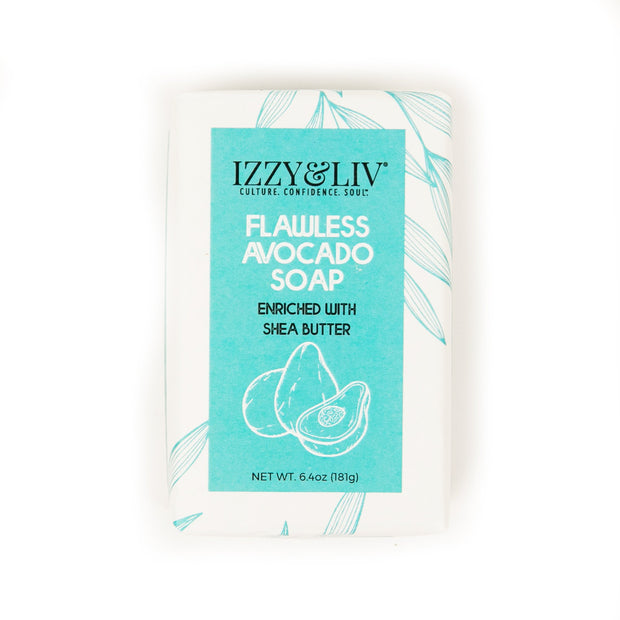 Flawless Avocado Bar Soap