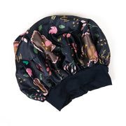 Melanin Poppin Satin Hair Bonnet (For Girls)