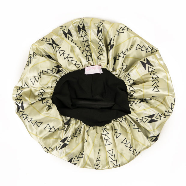 Warrior Goddess Satin Hair Bonnet
