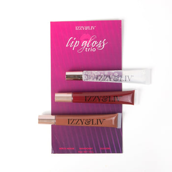 Brick House Lip Gloss Trio