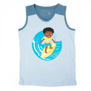 The Board Boys Surfing Tank Top