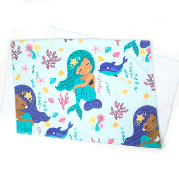 Mermaid Magic Beach Towel