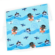 King of the Sea Beach Towel