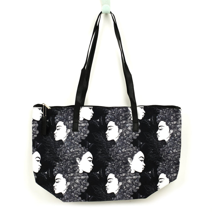 Motherland Magic Canvas Tote
