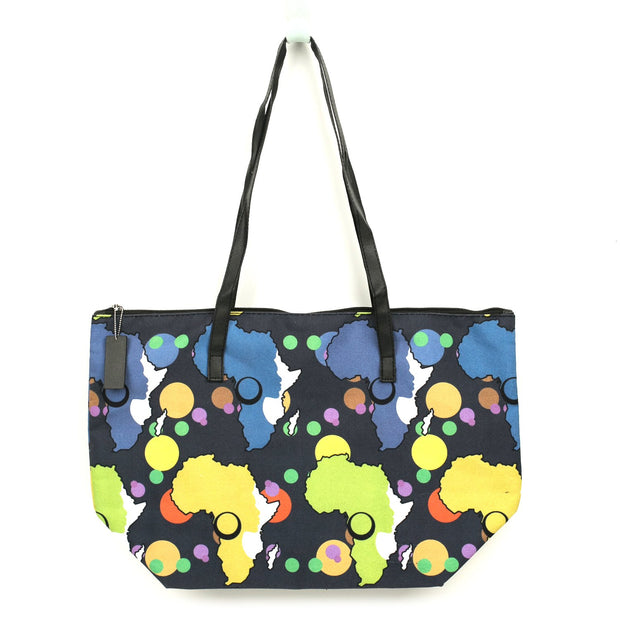 Diaspora Twilight Canvas Tote