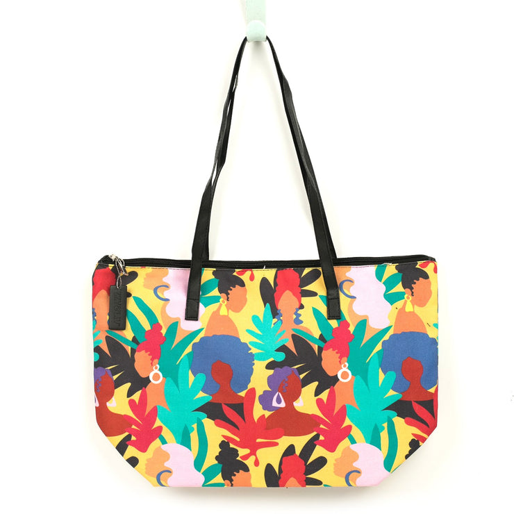 Cultured Queens Canvas Tote