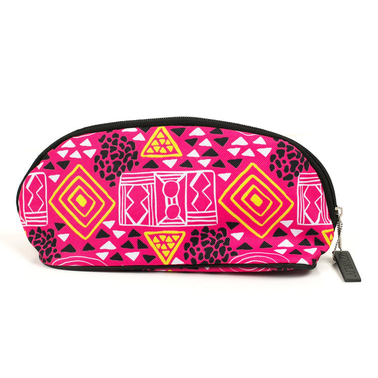 Pretty Patterns Cosmetic Bag