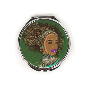 Style & Grace Compact Mirror