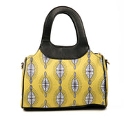 Tribal Queen Tribal Print Canvas Handbag