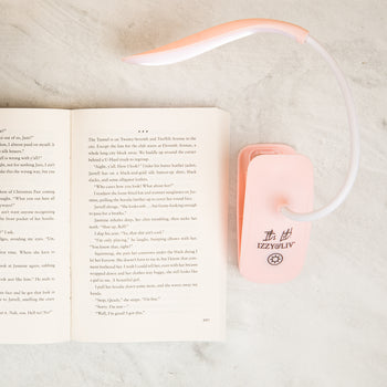 It's Lit Book Light (Coral)