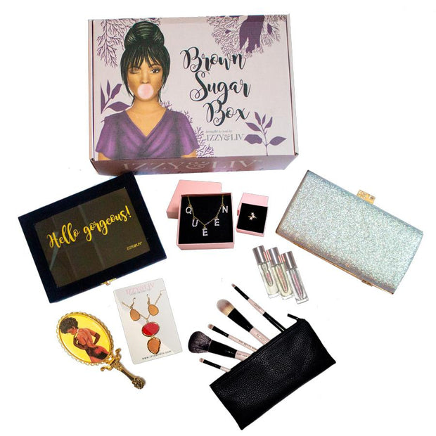 """Queen Things"" Mega Gift Box"