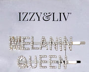 Melanin/Queen Glam Hair Pin Set
