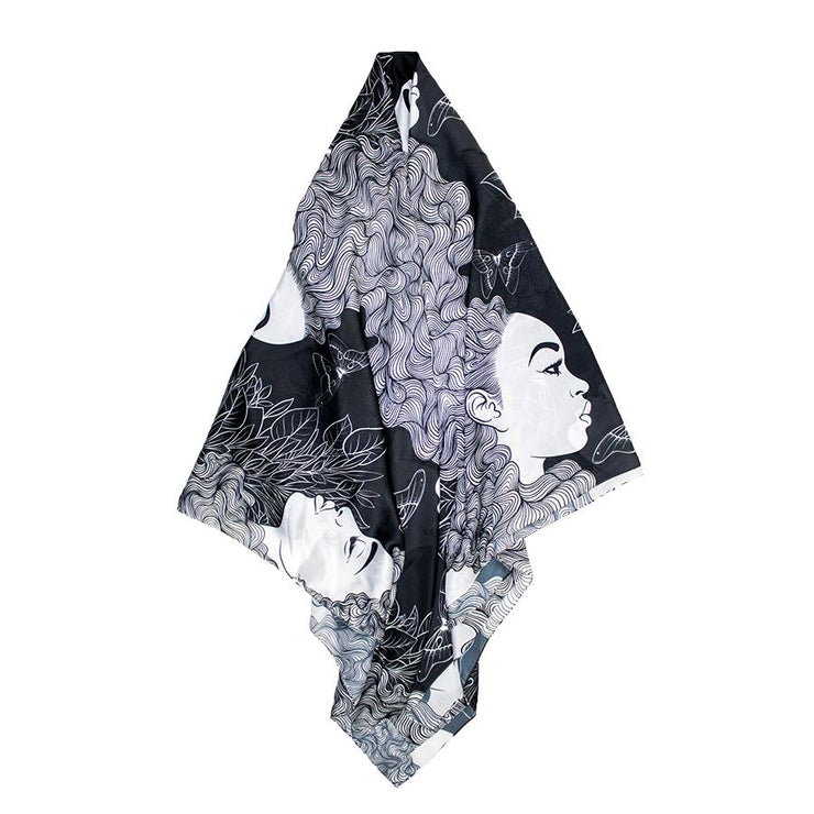 Motherland Magic Illustrated Versatile Scarf