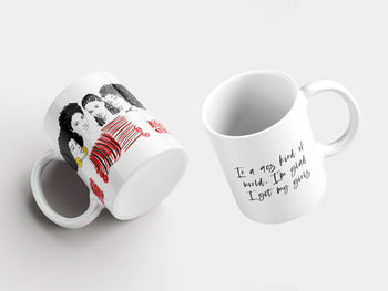 Girlfriends Mug - Izzy & Liv - mug