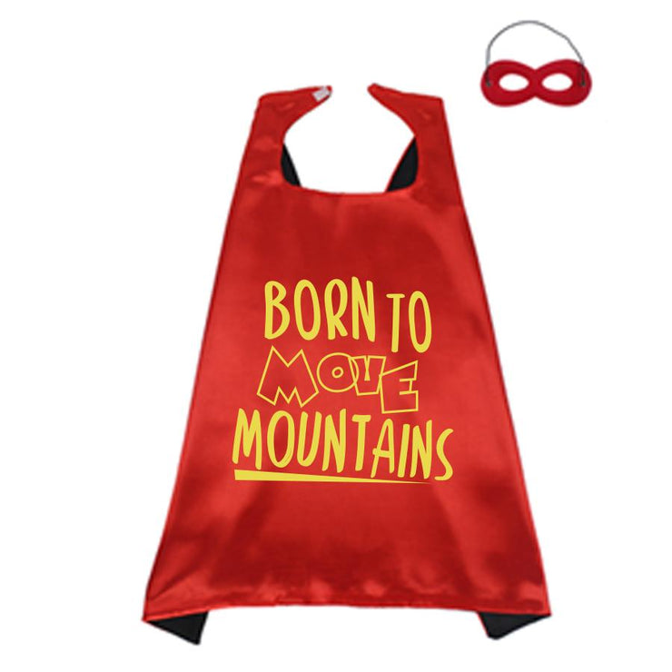 Super Strength Super Hero Cape