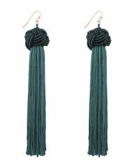 Fall Tassel Earrings