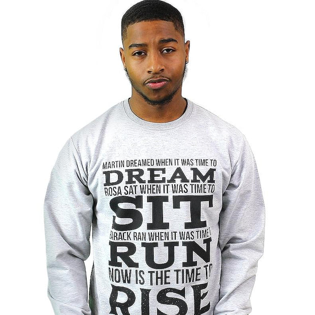 Dream Sit Rise Lightweight Sweatshirt