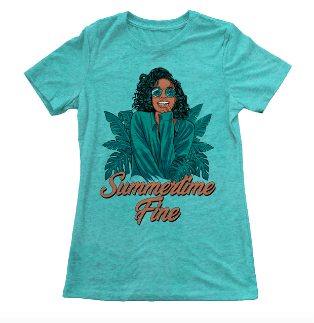 Summertime Fine T-shirt