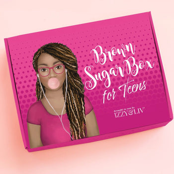 Teen Girls Edition Brown Sugar Box (Ships every other month)