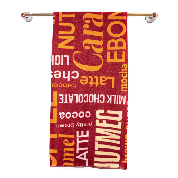 Melanin Love Towel