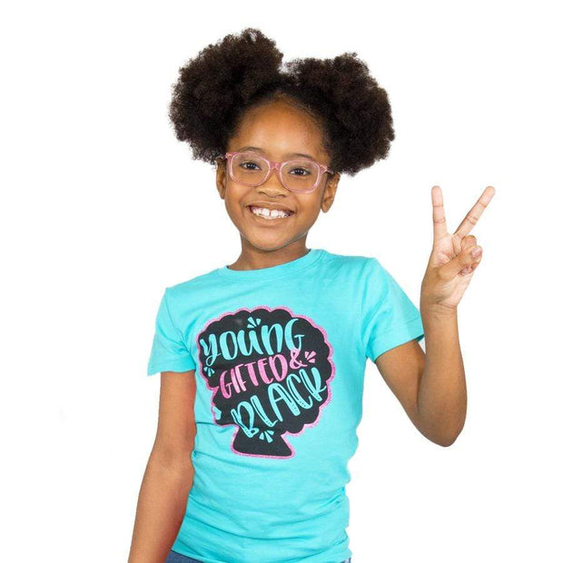 Young Gifted & Black Girls Tee