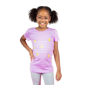 Twinkle Twinkle...Black Girl Magic is What Your Are Girls Tee - Izzy & Liv - kid tee