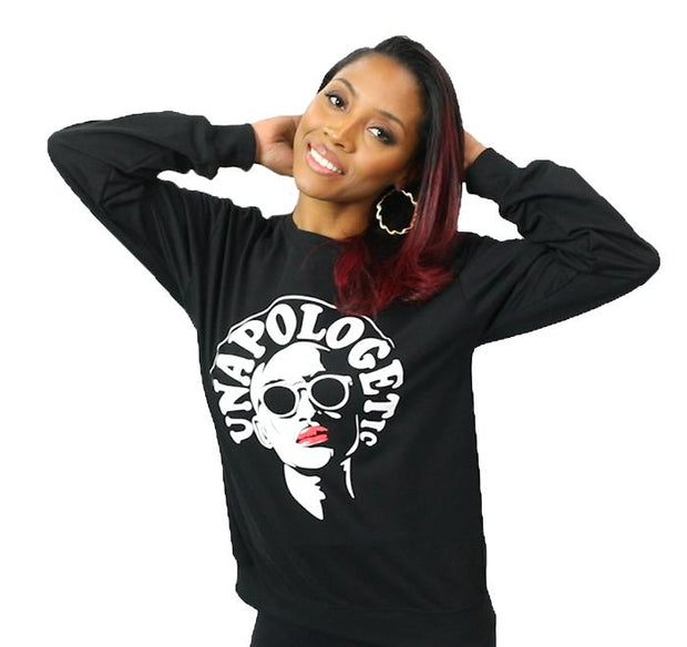 Unapologetic Lightweight Sweatshirt