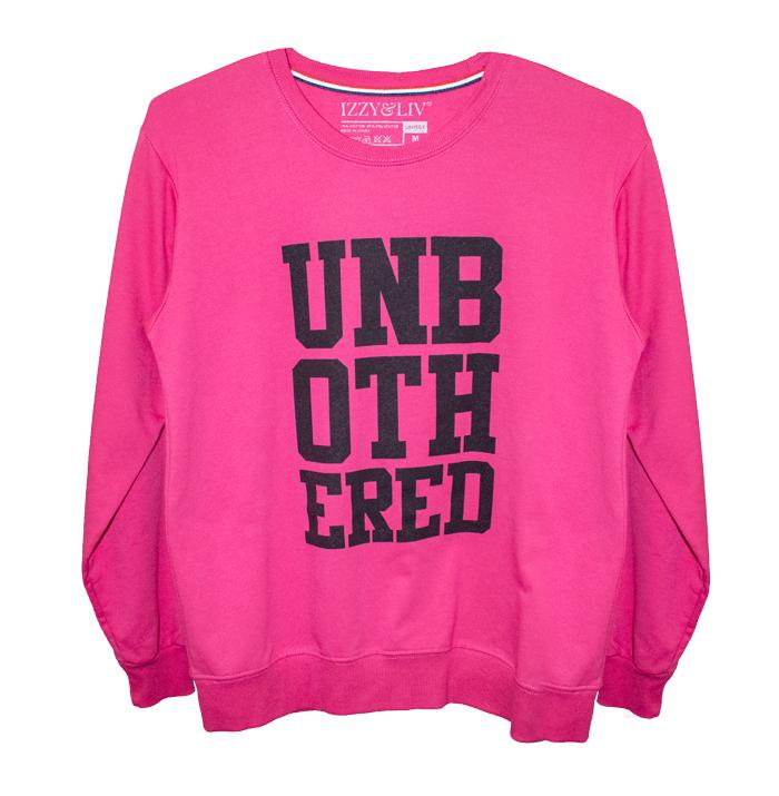 Unbothered Lightweight Sweatshirt