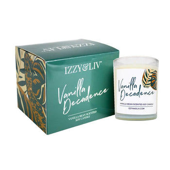 Vanilla Decadence Soy Candle