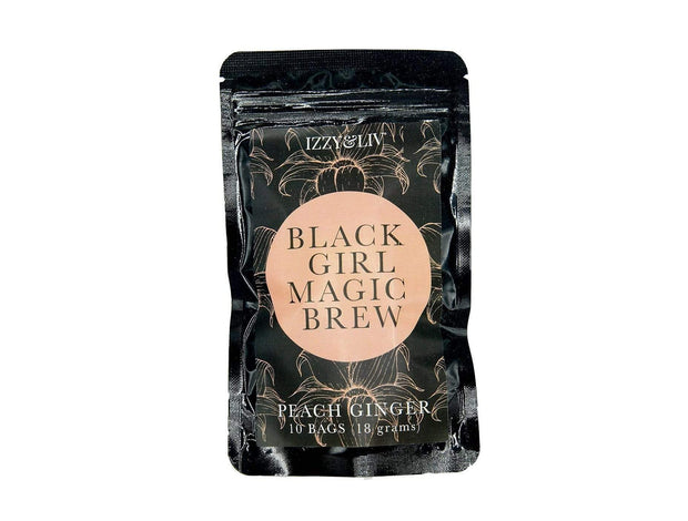 Black Girl Magic Tea (10 tea bags) - Izzy & Liv - Accessories