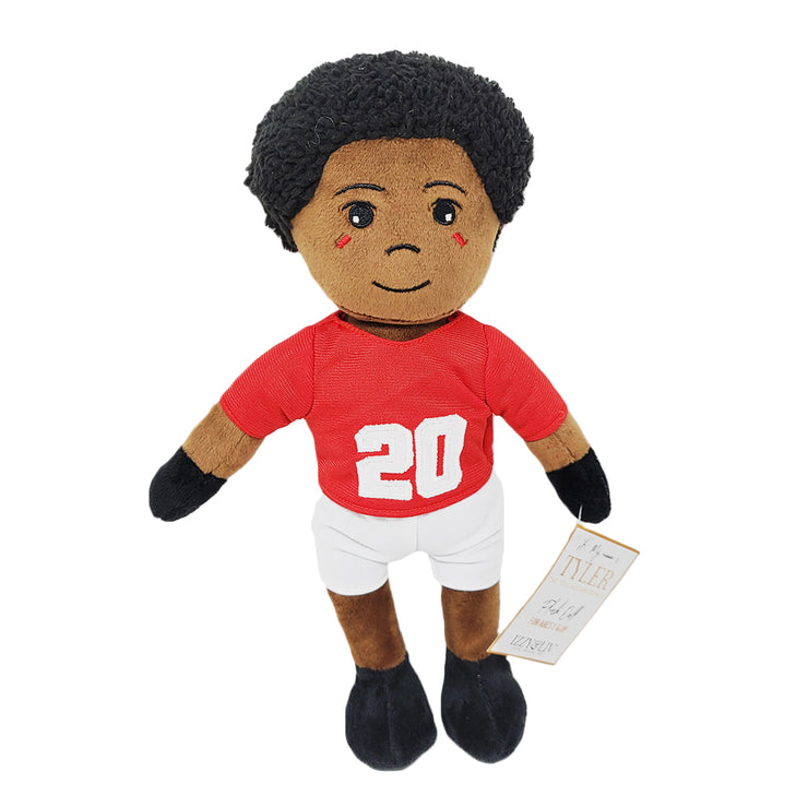 Tyler The Touchdown Prince Plush Figure