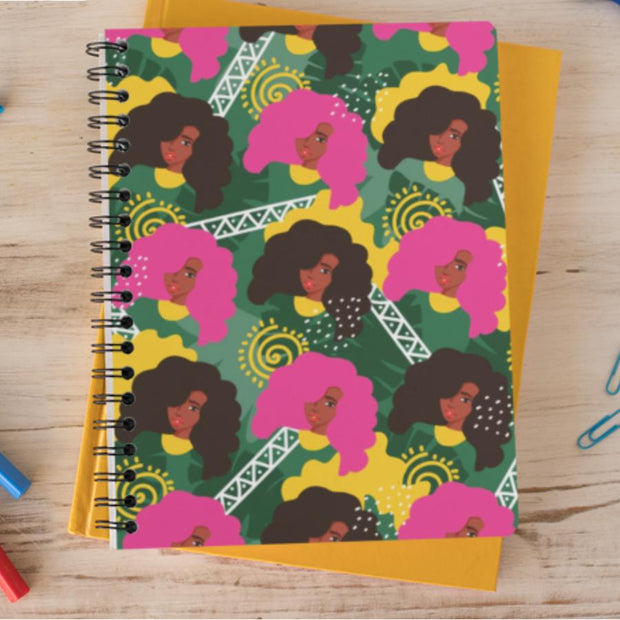 Beauty Queens Notebook
