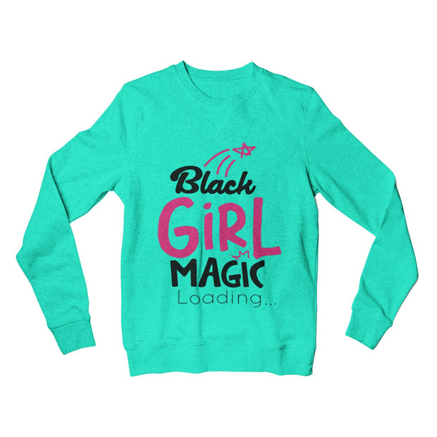 Black Girl Magic Youth Sweatshirt