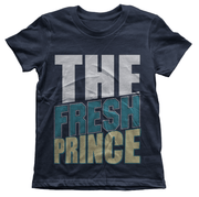 The Fresh Prince Boys Tee - Izzy & Liv - kid tee