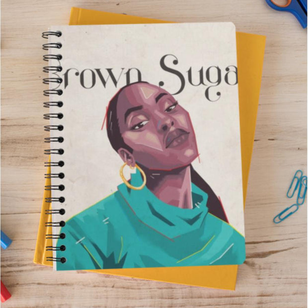 Brown Sugar Notebook